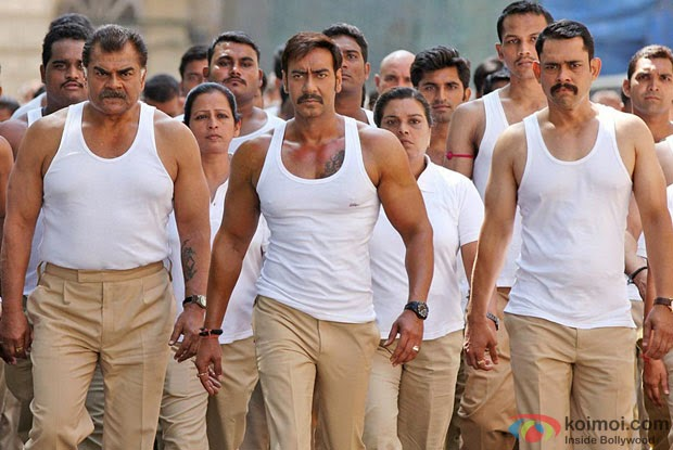 Singham Returns Hindi Full Movies 2014