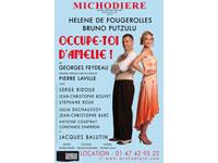 Occupe-toi d'Amélie au théâtre de la Michodière