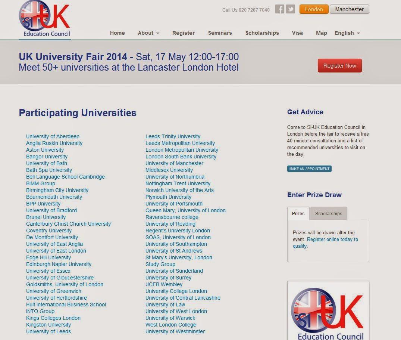 http://www.ukunifair.co.uk/universities/