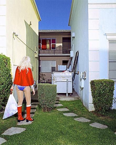 ©Gregg Segal - Super Heroes at Home | LasMilVidas