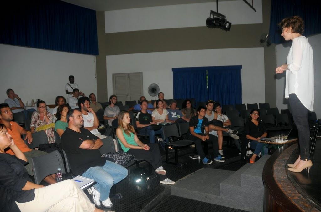 Tatiana Richard falou sobre a Lei de Incentivo para a classe artística de Teresópolis
