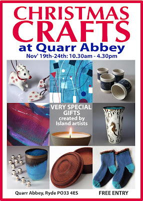 http://events.onthewight.com/quarr-abbey/christmas-crafts-at-quarr-abbey-2015