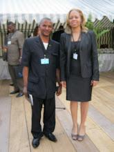 Dr Mateus SAHANI in Brazzaville