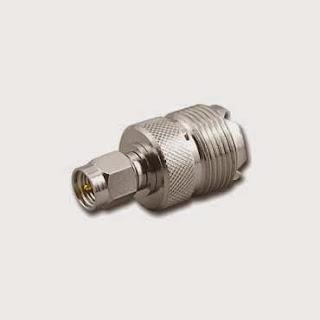 Konektor adapter HT SMA Male to PL F