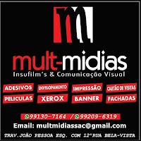 Mult-Midias Insulfilmes e Comunicação Visual