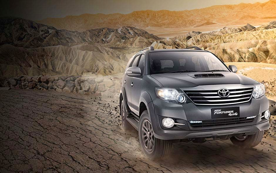 New Fortuner G AT 4x4
