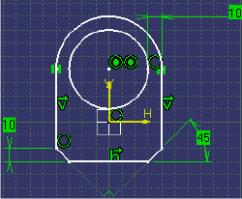 catia cad courses sketcher
