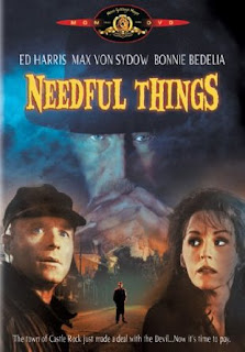 Stephen King DVDs, Stephen King Movies, Needful Things