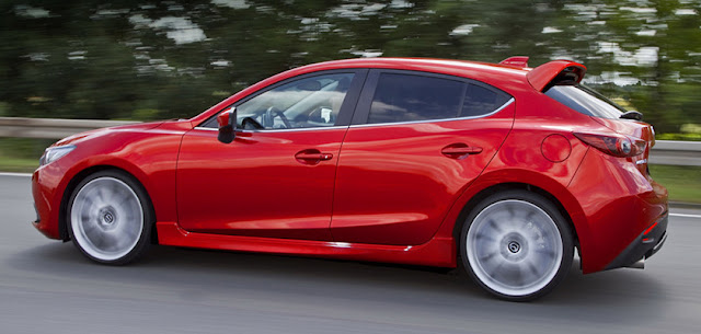 2016 Mazda3 Test Drive Review