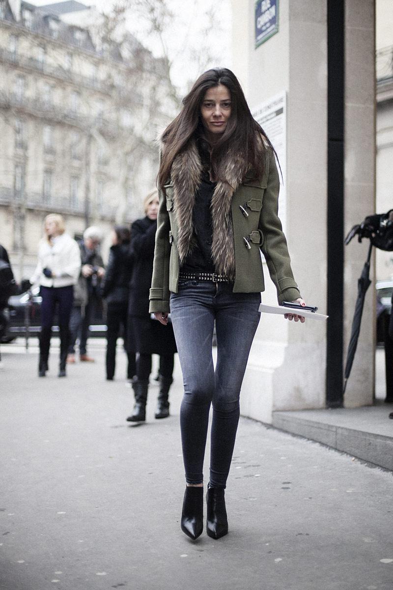 vision del mundo fashion street style paris 2013