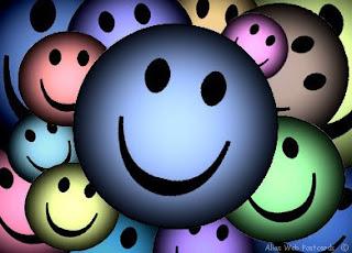 La sonrisa es el único virus que no hace daño al alma.