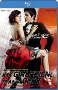 My Girlfriend Is An Agent (2009) BRRip 700MB MKV