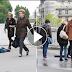 Un Hombre Se Cae En Plena Calle Y Pide Ayuda Dos Veces. La Segunda Vez, Quedé Desconcertado