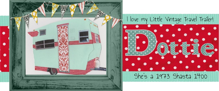 Dottie- My Little Vintage Travel Trailer