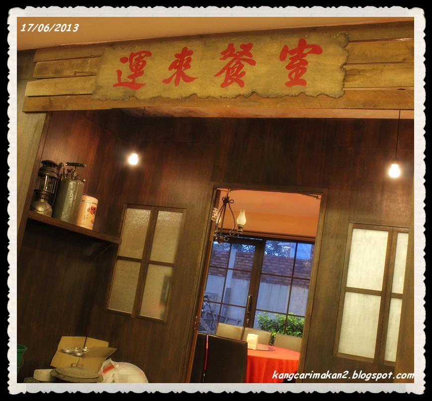 Canton Kitchen Selayang Menu