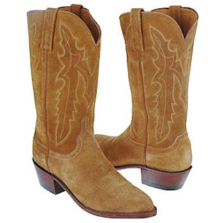 Bota Clint Eastwood marron