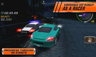 nfs hot pursuit Touch fixed android