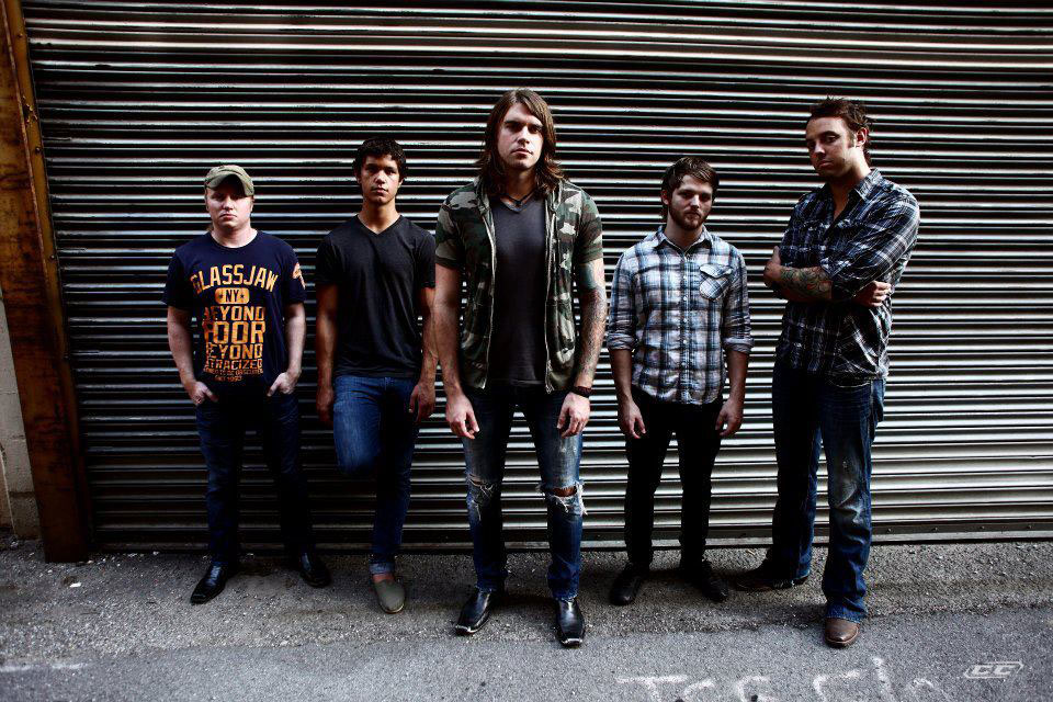 Oh Sleeper - The Titan EP 2013 Band Members