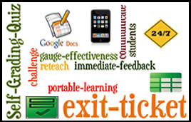 s more tech summer camp day 20 data with exit tickets library