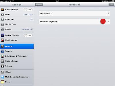 Adding new smiley keyboard