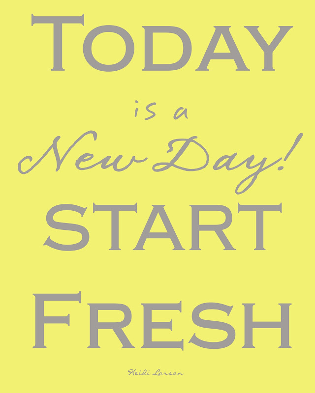 Fresh start over quotes quotesgram - The house in which life starts over ...