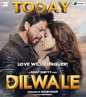 Dilwale Second Week ( Day 14) Box Office Collections
