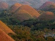 Chocolate Hills, Filipina