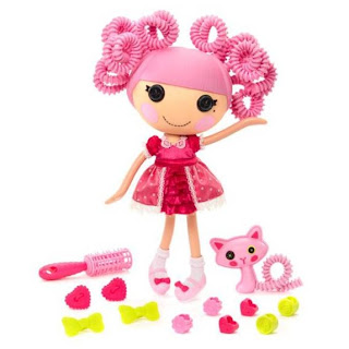 Lalaloopsy Silly Hair Doll Giveaway