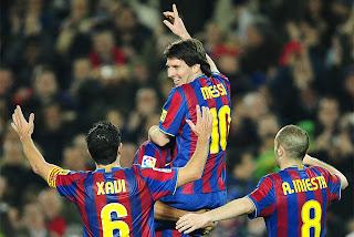 Derbi Catalán: Barcelona vs Espanyol 2013