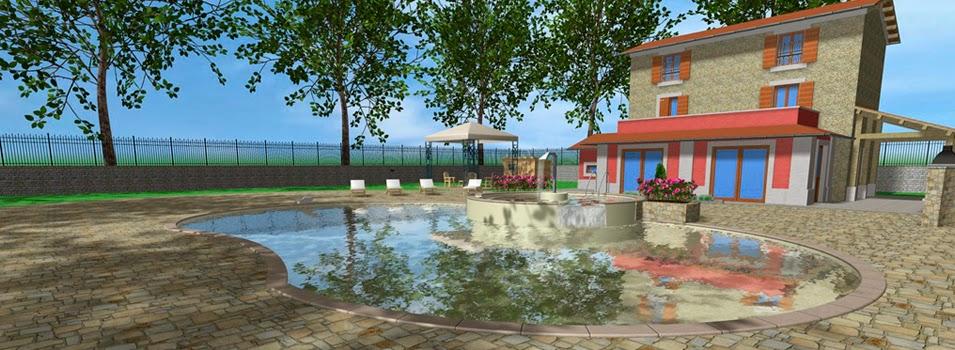 base paisajismo: landscape 3design, el programa de diseño 3d