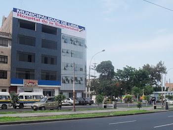 HOSPITAL SOLIDARIDAD DE SAN MARTIN DE PORRES