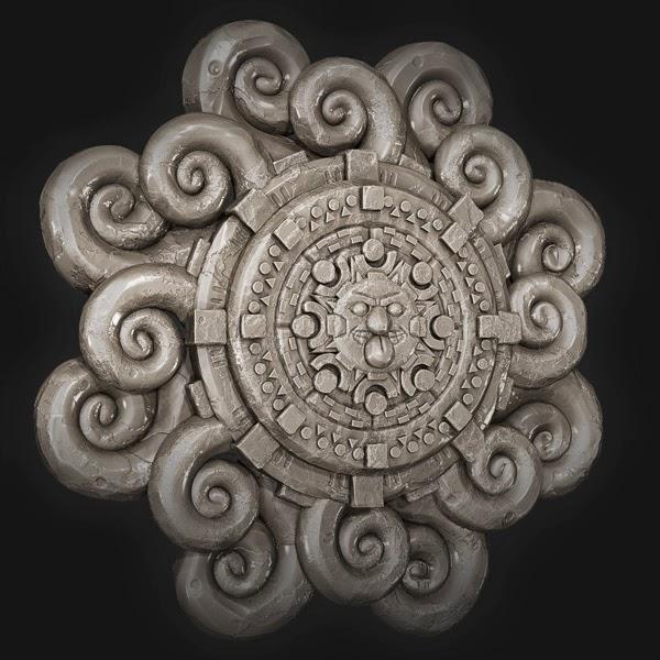 Mayan Flower Tutorial