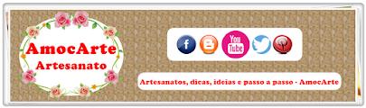Grupo Artesanatos, dicas, ideias e passo a passo -  AmocArte