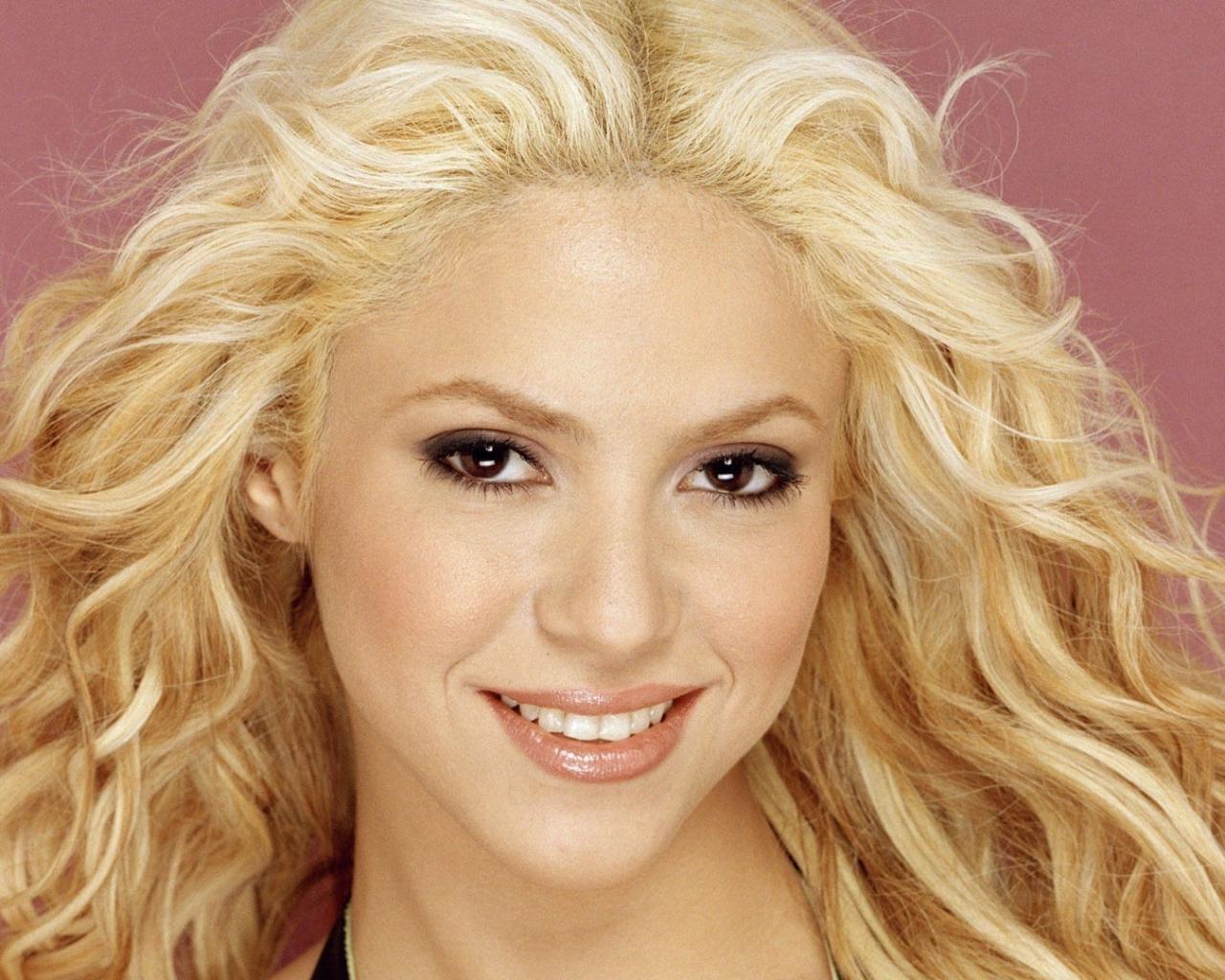 Shakira Sexy Shakira Eyes