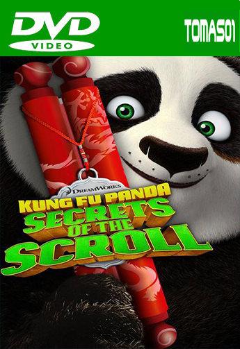 Kung Fu Panda. Los secretos del pergamino (2016) DVDRip