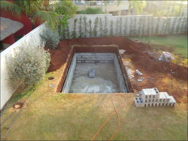 Как на даче самому сделать бассейн на даче своими руками 83