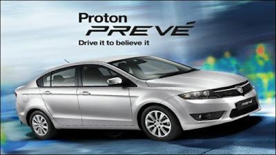 Proton PREVE 2012