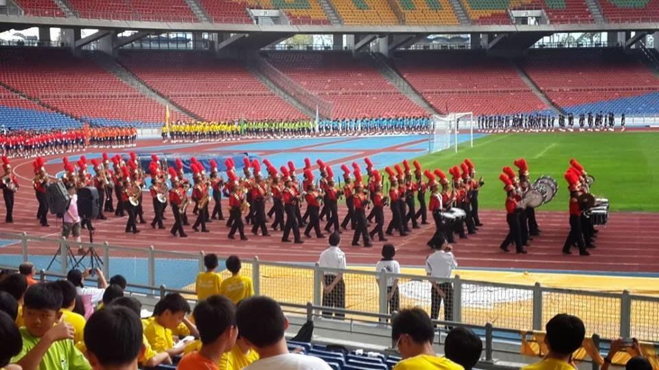 运动会 2013 :)