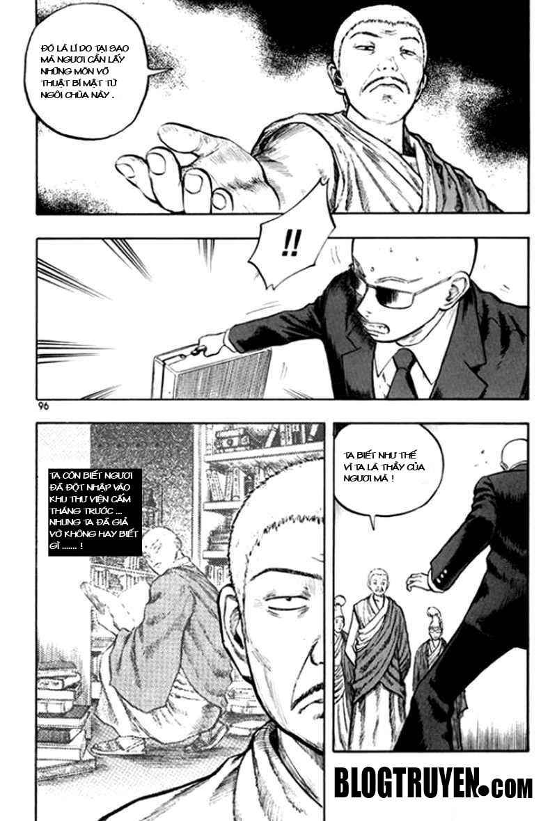 TruyenHay.Com - Ảnh 6 - Monk! Chap 19