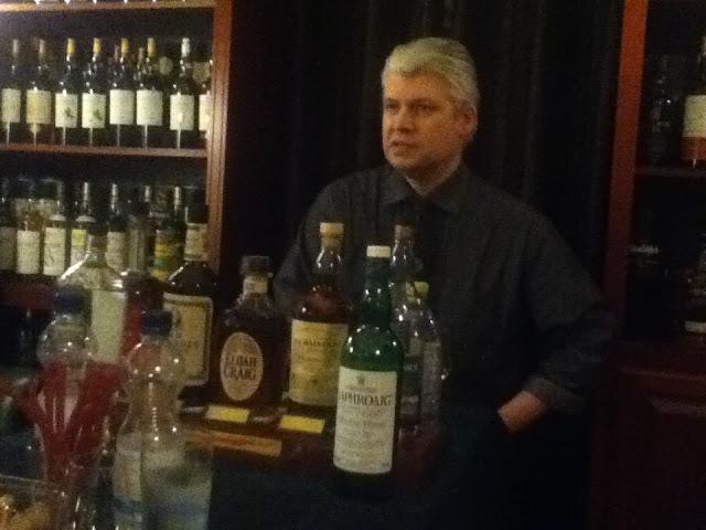 Markus Whisky Kabinett