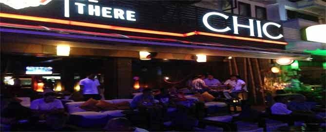 Chic Bar Gay Phuket best nightlife nightclub bar.