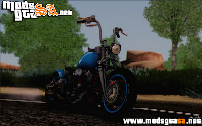 SA - Harley Davidson Knucklehead