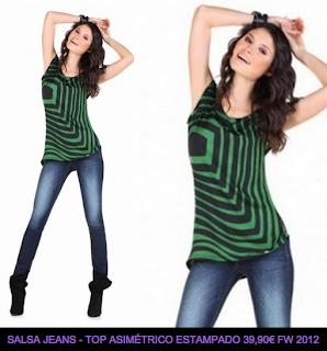 Salsa-Jeans-Tops2-Otoño-Invierno-2012/2013