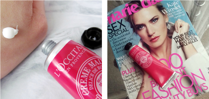 L'Occitane Delightful Rose Limited Edition Hand Cream | Review