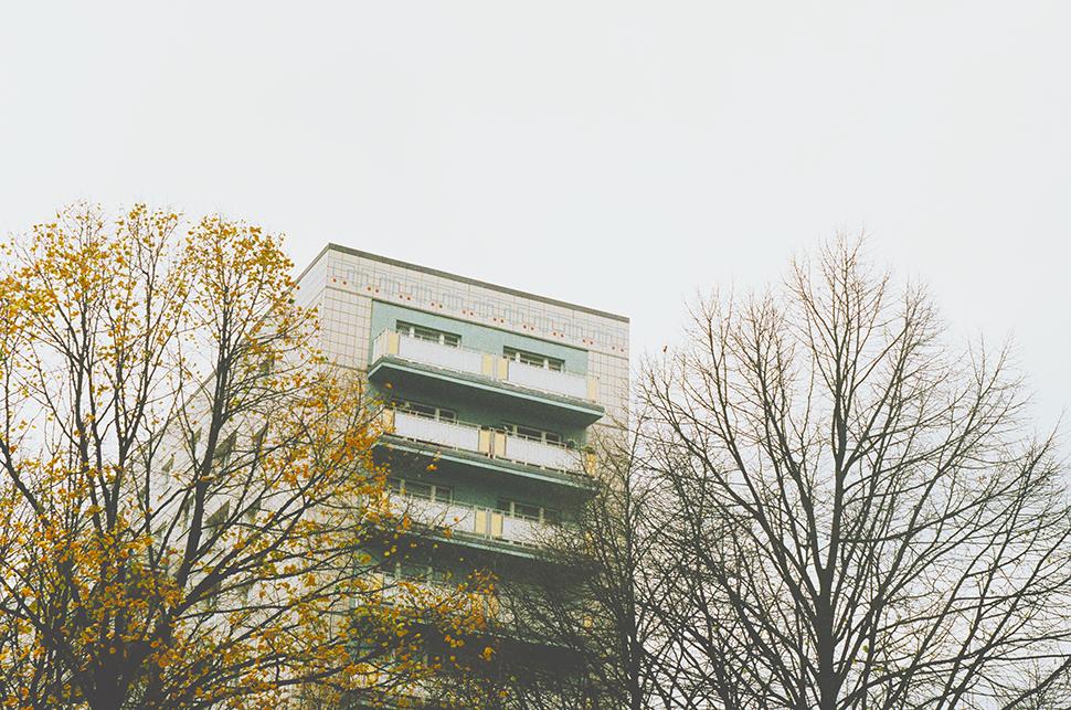 kafelkowany blok, Berlin