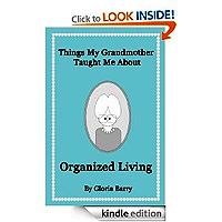 Things My Grandmother Taught Me About Organized Living by Gloria Barry £0.77
