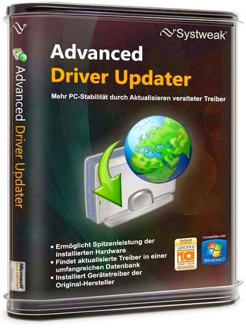 SysTweak Advanced Driver Updater download
