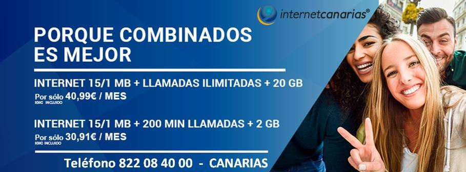 Internet Canarias 4G