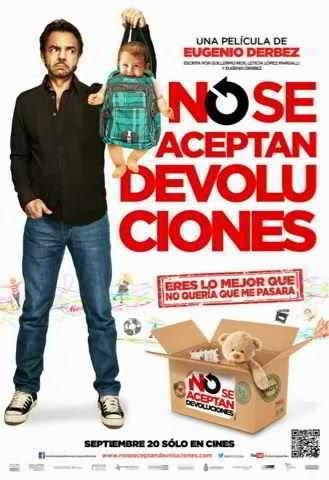 descargar No Se Aceptan Devoluciones, No Se Aceptan Devoluciones latino, ver online No Se Aceptan Devoluciones