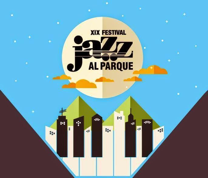 logo Jazz al Parque XIX